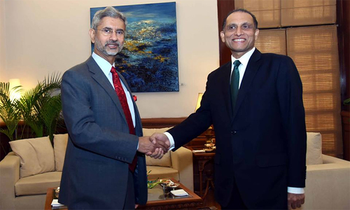 India–Pak foreign secretaries meet: Pakistan reaffirms Kashmir as core issue