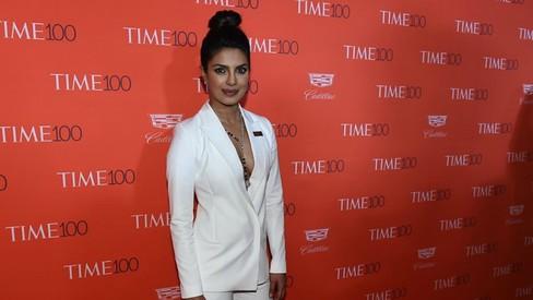 Priyanka calls Donald Trump's proposed Muslim ban 'primitive' at Time 100 gala