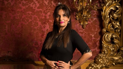 From model to mom to event manager to... movie star? Frieha Altaf tells us what's next