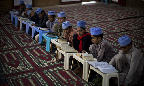 Seminaries boom in absence of govt checks