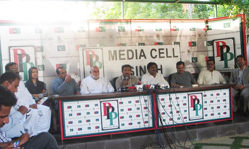 Muttahida MPA defects to PPP
