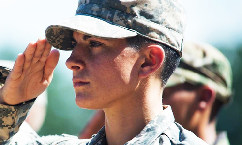 US Army names first female infantry officer