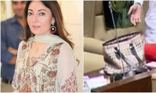 How Sharmila Farooqi's Burberry bag wreaked havoc in the Sindh Assembly
