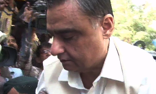 Dr Asim's indictment on May 7