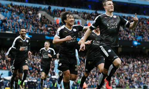 Leicester have Britain's bookmakers on the run