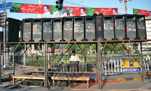 PTI to hold anti-graft show on The Mall today