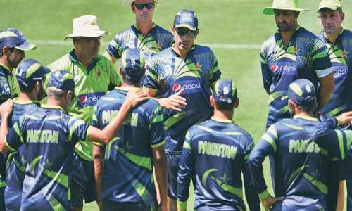 PCB seeks Board of Governors' approval for new head coach