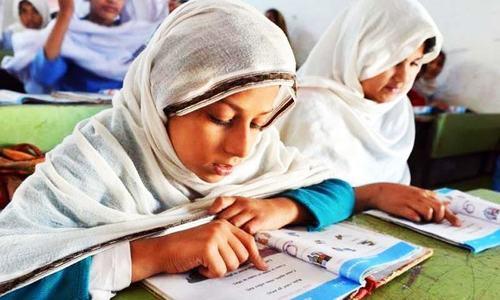 Bajaur students await free textbooks