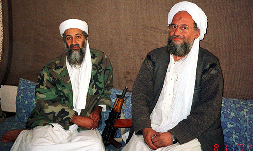 Al Qaeda after bin Laden, still 'a dangerous threat'