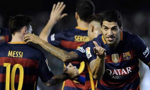 La Liga: Barca beat Betis to remain top, Atletico, Real keep up pressure