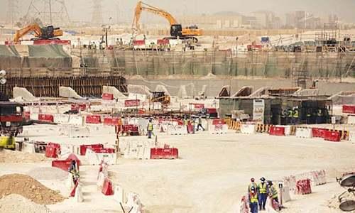 Qatar World Cup site worker passes away after cardiac arrest