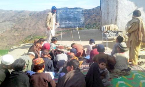 40 community schools in Mohmand face closure