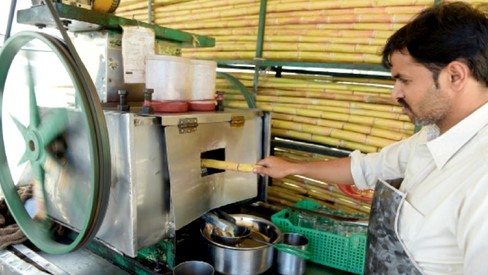 Has the heat got you down? Sugarcane juice should be your go-to summer elixir