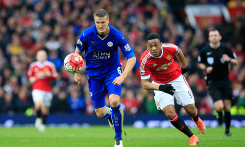 Leicester miss first chance to clinch EPL title