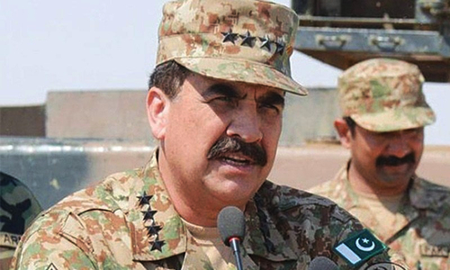 Army chief approves death sentences of 11 'hardcore terrorists' tried by military courts