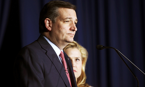 Trump the 'presumptive' White House nominee as Cruz crashes out