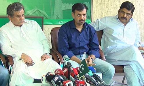 Another MQM lawmaker joins Kamal's Pak Sarzameen Party