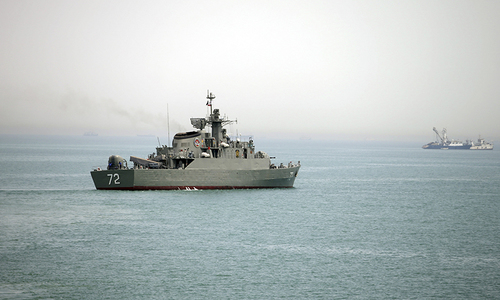 Iran's revolutionary commander threatens to close Strait of Hormuz to US