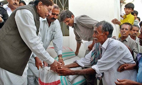 Senate committee smells a rat in Thar relief activities