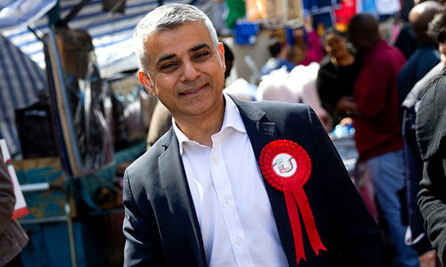 Sadiq favourite to win London mayor race today