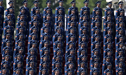 China's military deploys its first corruption inspectors
