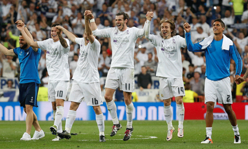 Madrid beat City 1-0 to set up an all Spanish Champions League Final