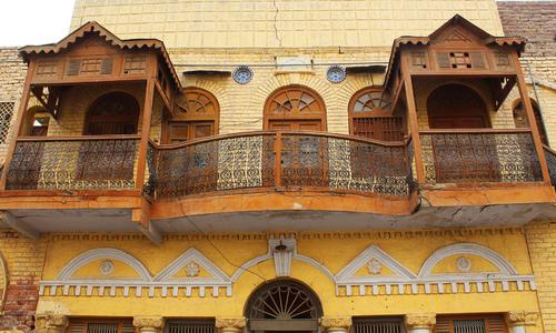 ہیرآباد - دو بار اجڑنے والا تاریخی محلہ