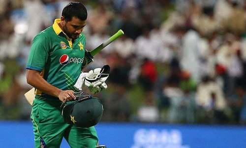 Azhar looks up to Inzamam as Pakistan slump to historic low in one-day cricket