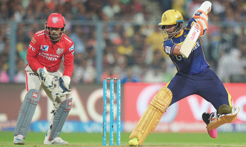 Russell, Uthappa steer Kolkata  back to the top