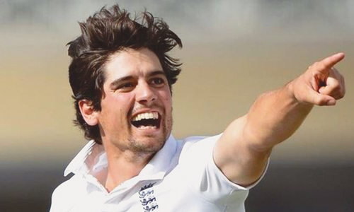 Tendulkar's Test record under threat from Alastair Cook