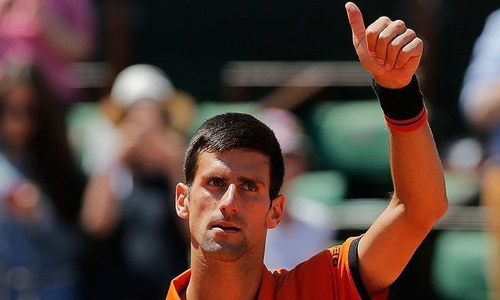Refreshed Djokovic makes winning return to Madrid