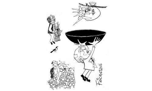 Cartoon: 6 May, 2016