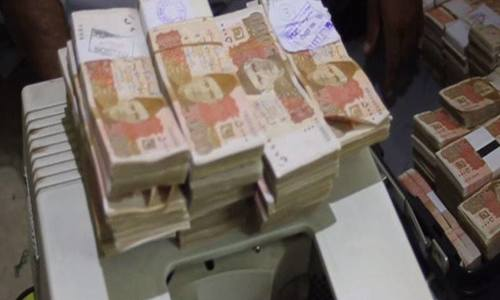 NAB recovers Rs730m from Balochistan finance secretary's residence