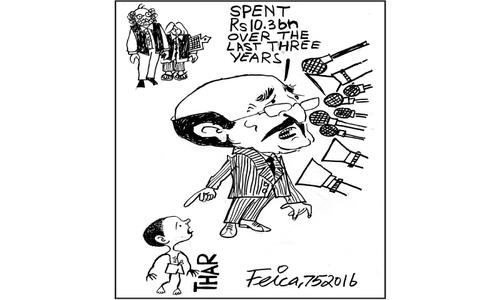 Cartoon: 7 May, 2016