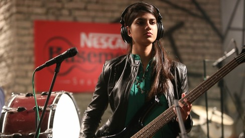 Inside Nescafe Basement: For Saniya Shahzad, pursuing music meant convincing her dad it's ok to jam