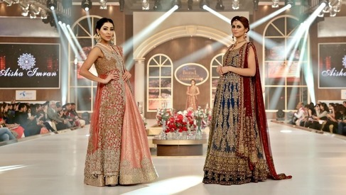 Bridal Couture Week Day 2 kicks off with Indian bling