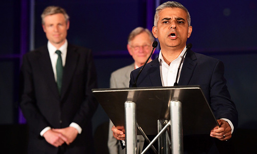 A lesson for Pakistan in the identity politics of London mayoral contest