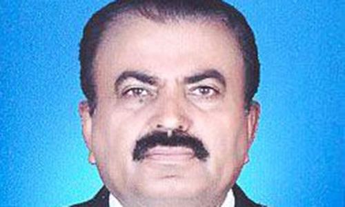 NAB arrests ex-chairman of Balochistan Public Service Commission