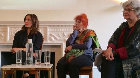 In London, Salima Hashmi's study of contemporary Pakistani artists gets a warm reception
