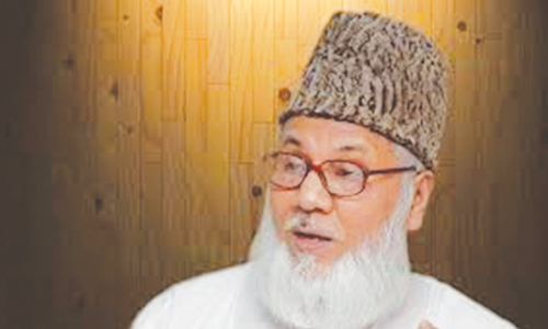 BD JI chief Nizami hanged for 'war crimes'