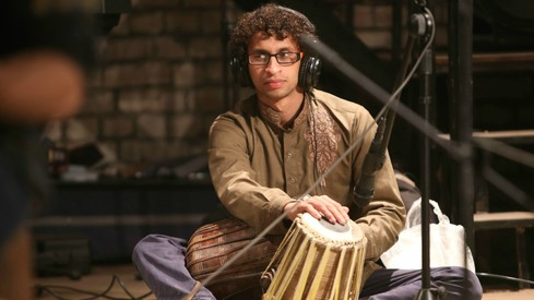 Inside Nescafe Basement: Despite the odds, tabla player Zain Ali is keeping the family tradition alive