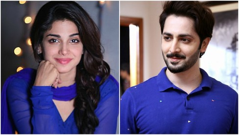 "Danish Taimoor and Soniya Hussain are starring in ""Pakistan's biggest film yet"""