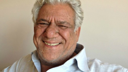 Is Om Puri starring in another film with a Pakistani connection?