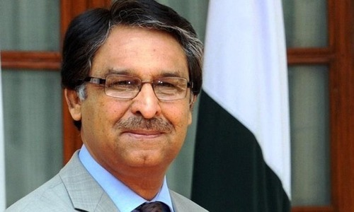 Ambassador Jilani censures NYT over damning editorial on Pak role in Afghanistan