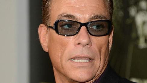 "Did you know? Van Damme thinks ""all good Arabic food"" is the key to great health"