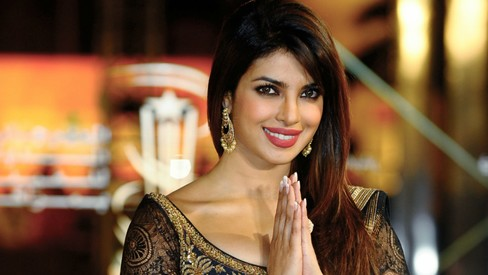 Priyanka just reminded America that she's actually a Bollywood star