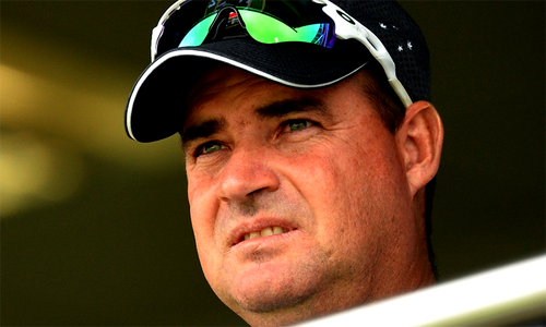 Will block out any external influence, says Mickey Arthur