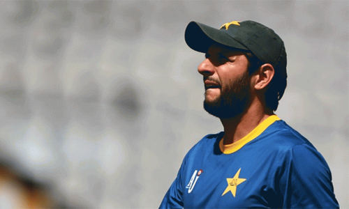 Pakistan is not producing fine cricketers, says Shahid Afridi