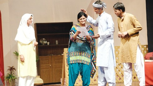 Play 'Umeed' raises important points about women's education
