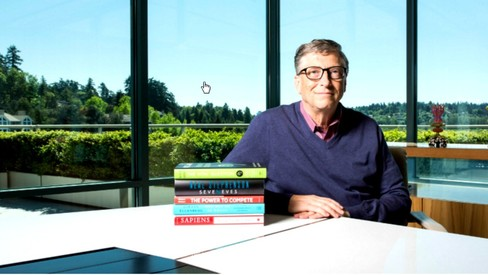 What Bill Gates thinks you should read this summer